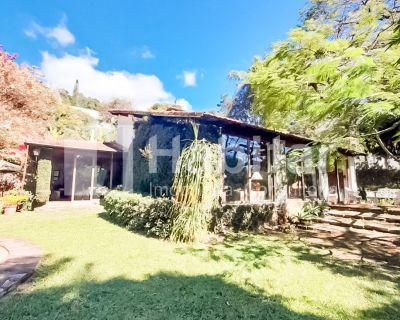 Casa mobiliada em Nogueira, Temporada ou locação R