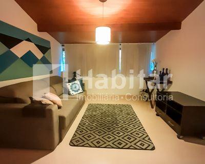 Lindo apartamento duplex mobiliado