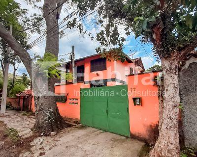 Casa em condomínio na Praça de Nogueira.